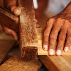 Hands of the Carpenter