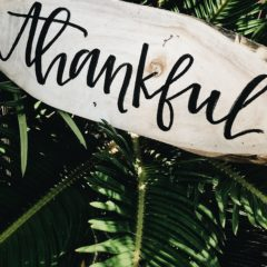 Give thanks… in everything?